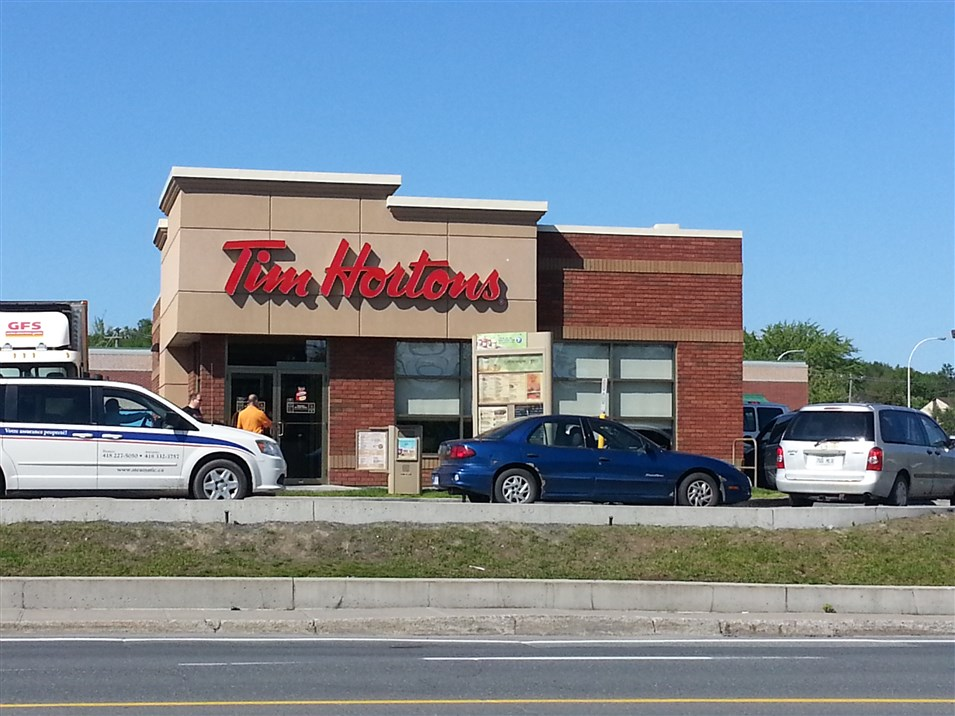 Tim-Hortons St-Georges